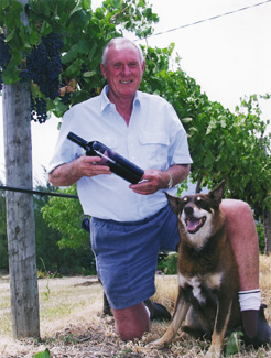 Norman Marran - Vineyard Hunter - Winery Hunter Valley - Bens Run